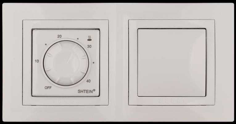 Терморегулятор Shtein ST 200 (Белый) - 1