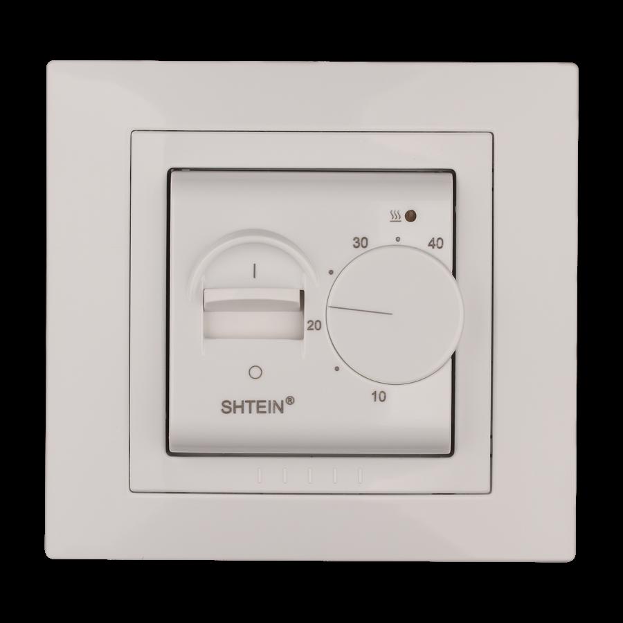 Терморегулятор Shtein ST 300 (Белый) - 2