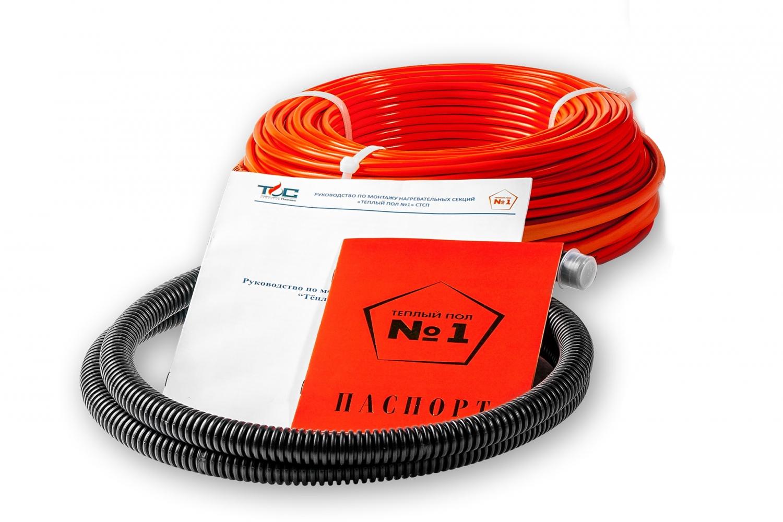 Универсальный нагревательный кабель СТСП-26.8-375 - 1