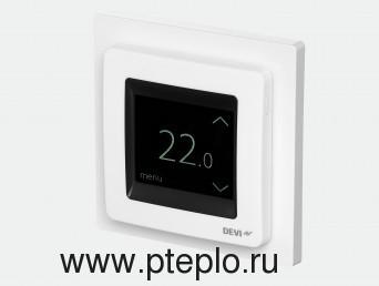 Терморегулятор DEVIreg Touch Polar White - 2