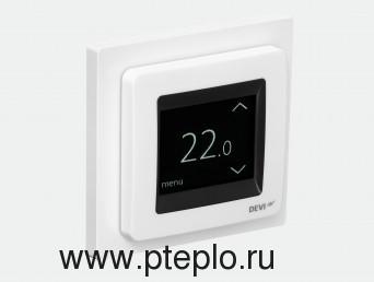 Терморегулятор DEVIreg Touch Polar White - 1