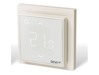 Терморегулятор Devireg Smart Pure White c WI-FI
