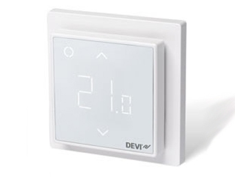 Терморегулятор Devireg Smart Polar White c WI-FI