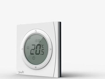 ECtemp Next Plus Danfoss терморегулятор